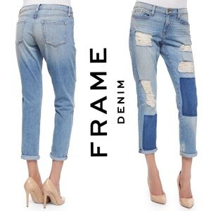 Frame jeans barely worn